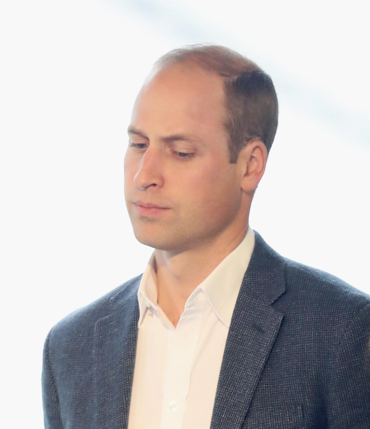 Prinz William wurde erst vor wenigen Wochen zum dritten Mal Vater. Nun riskiert er sein Leben.  ©Getty Images
