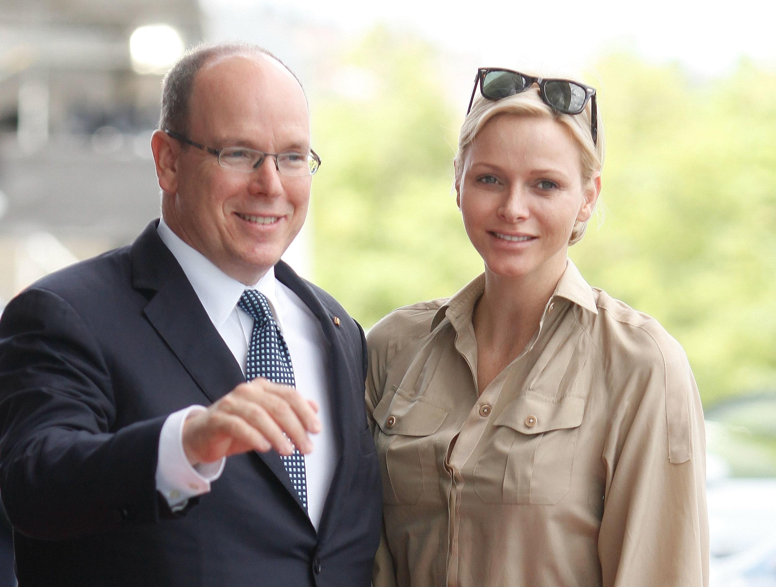 Fürst Albert und Fürstin Charlène sind seit 2011 verheiratet.  ©Getty Images