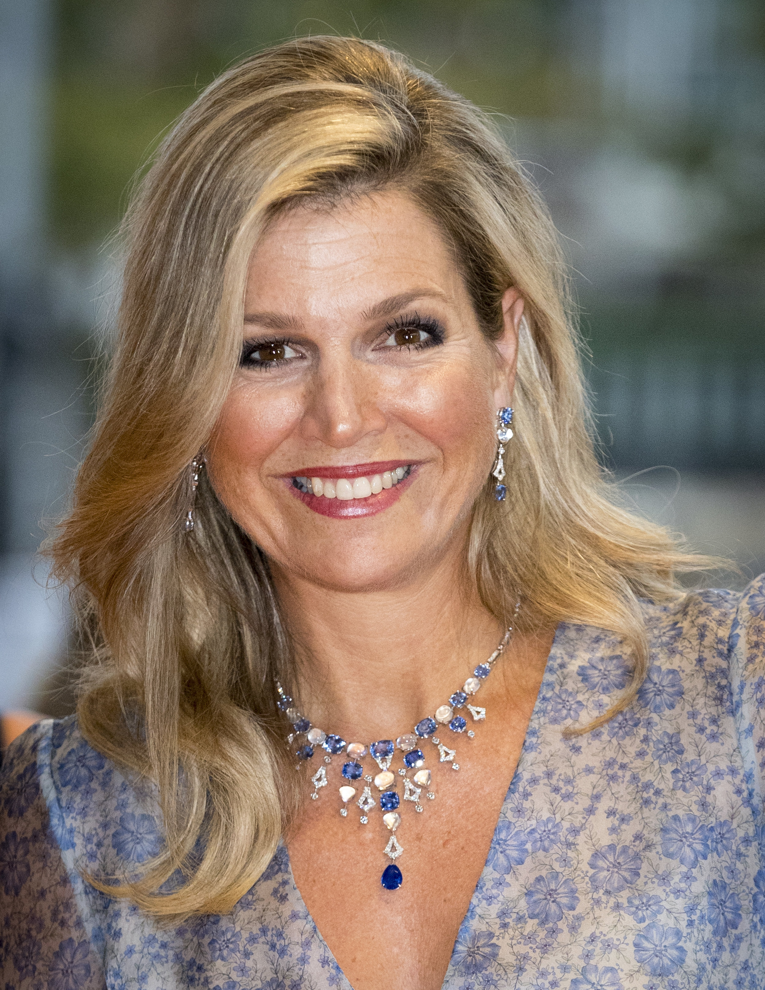 Königin Maxima ist studierte Wirtschaftswissenschaftlerin und arbeitete in New York bei verschiedenen Banken.  ©Getty Images