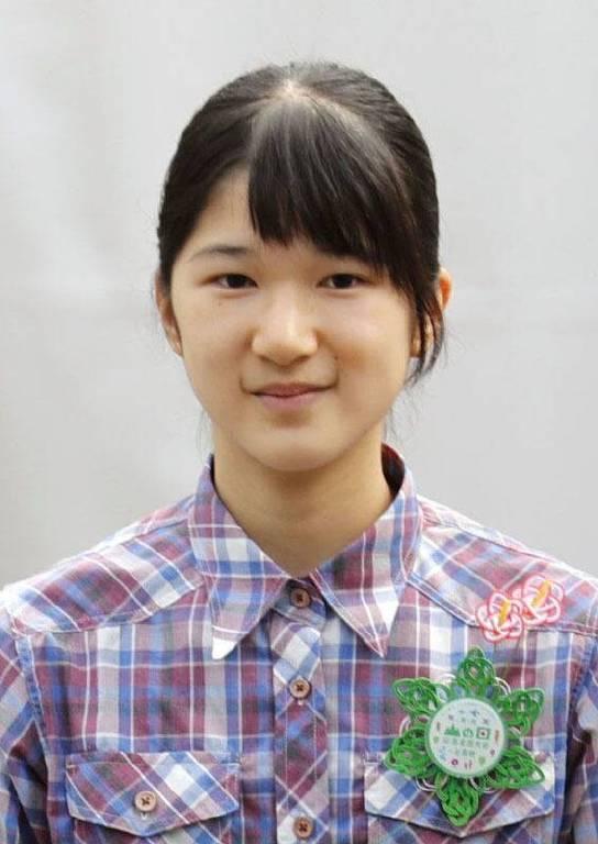 Prinzessin Aiko wird das erste Mal ohne ihre Eltern verreisen.  ©imago/Kyodo News