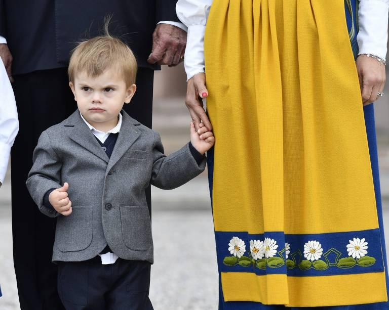 Dem Zweijährigem passt offenbar etwas ganz gewaltig nicht.  ©imago/E-PRESS PHOTO.com