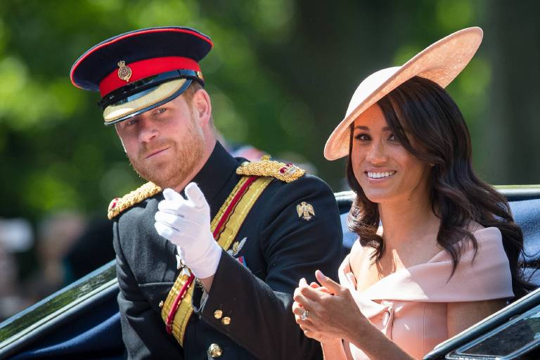 Sitzen Harry und Meghan bald auf dem Thron?  ©imago/PRiME Media Images