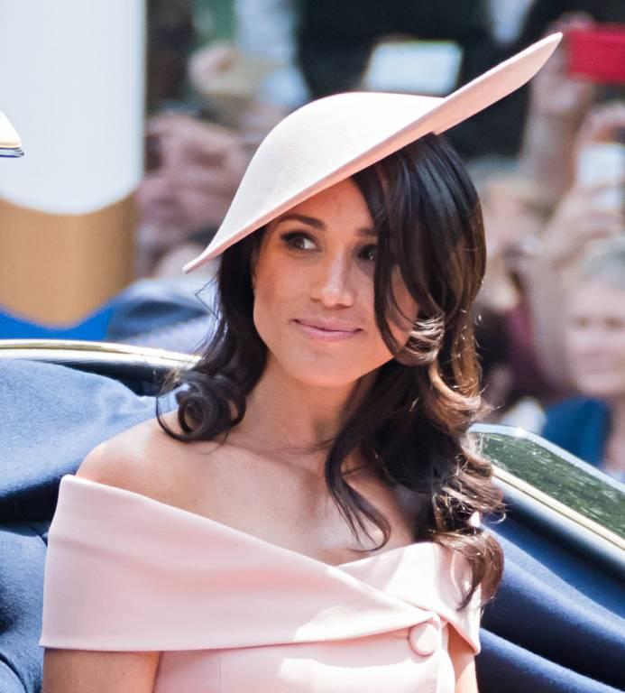 Wie soll Meghan das nur der britischen Königsfamilie erklären?  ©imago/i Images