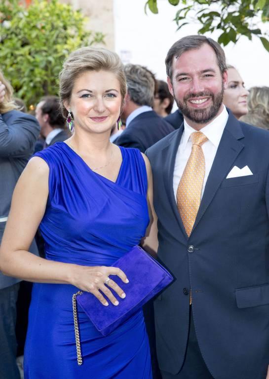 Erbgroßherzogin Stéphanie und Erbgroßherzog Guillaume wagen eine große Veränderung.  ©imago/PPE