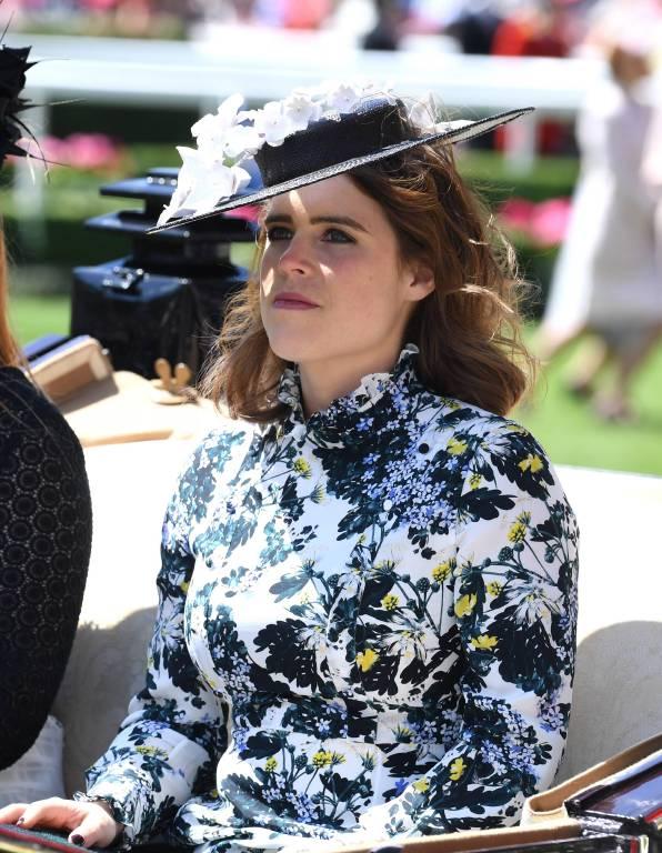 Prinzessin Eugenie vermisst ihren verstorbenen Kumpel immer noch jeden Tag.  ©imago/PA Images