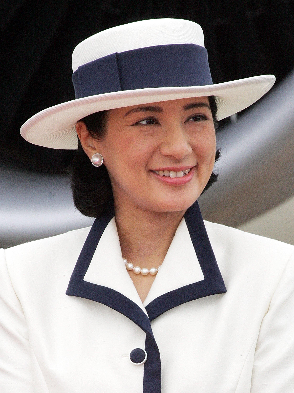 Ihr Lächeln hatte Kronprinzessin Maskao lange verloren. Zu schwer war die Last, die sie auf ihren Schultern tragen musste.  ©Getty Images