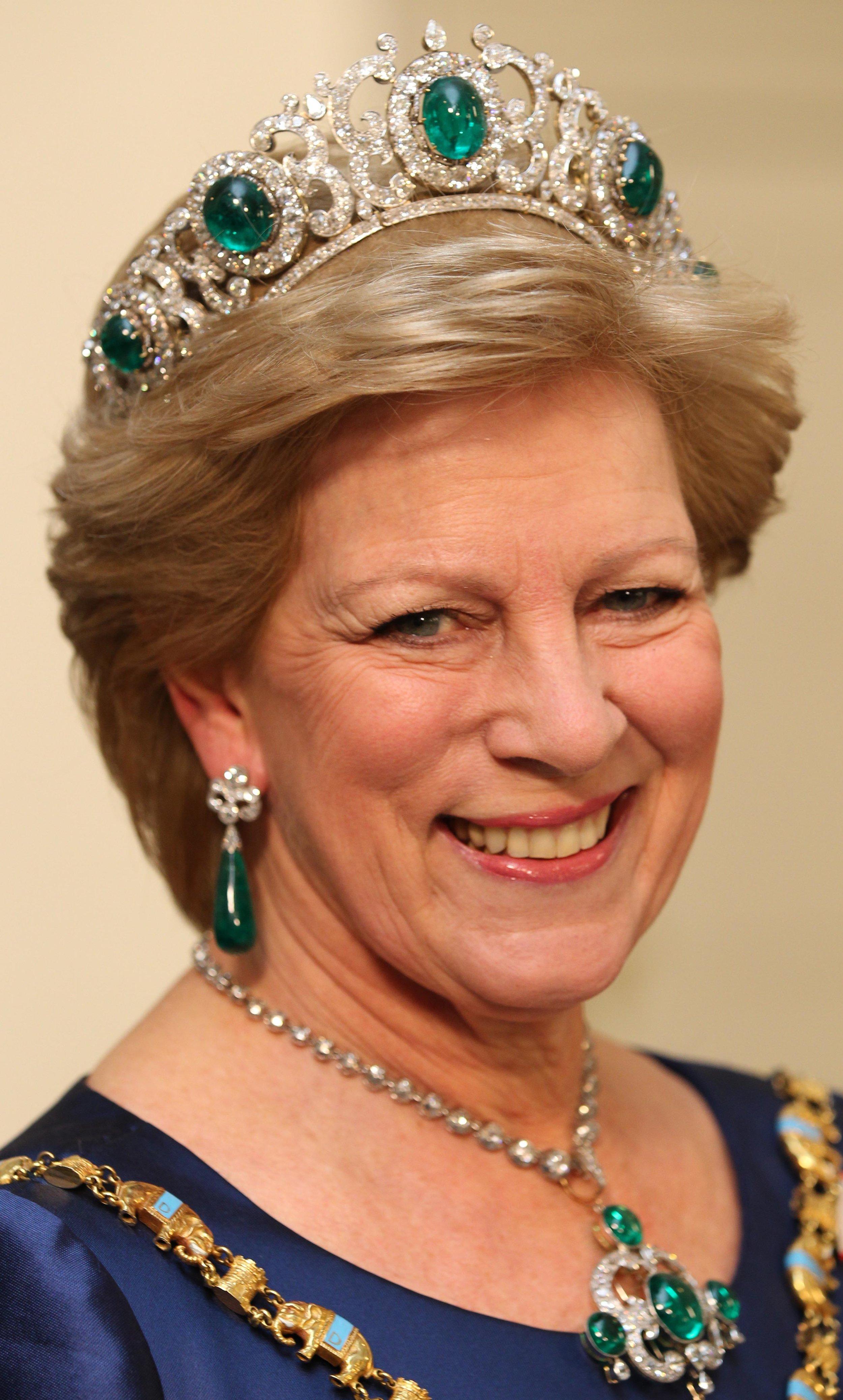 Königin Anne-Marie von Griechenland musste Abschied von gleich zwei Kindern nehmen.  ©Getty Images