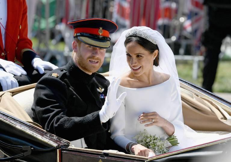 Oprah Winfrey freute sich über das Glück von Harry und Meghan.  ©imago/i Images