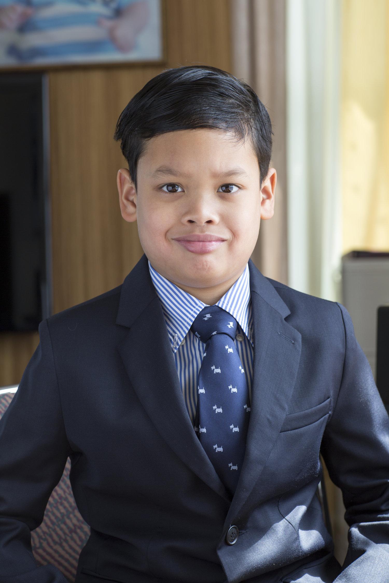 Prinz Dipangkorn ist der einzig legitime Sohn von König Rama und wird vermutlich eines Tages den Thron erben.  ©Public Relations Department of Thailand