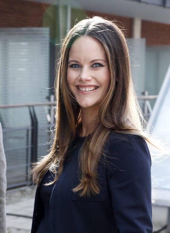 Prinzessin Sofia besuchte ein Neunziger-Jahre-Festival und traf Scooter-Sänger H.P. Baxxter.  ©imago/IBL