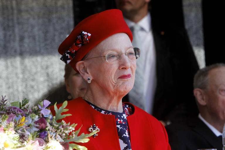 Königin Margrethe hat den Fototermin auf Gråsten absagen lassen.  ©imago/PPE