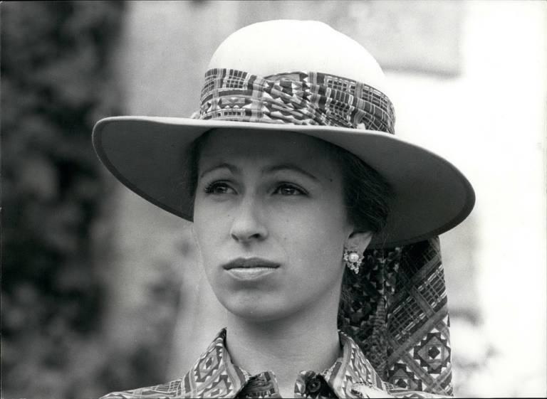 Ian Ball wählte Prinzessin Anne, weil er sie für ein leichtes Opfer hielt. ©imago
