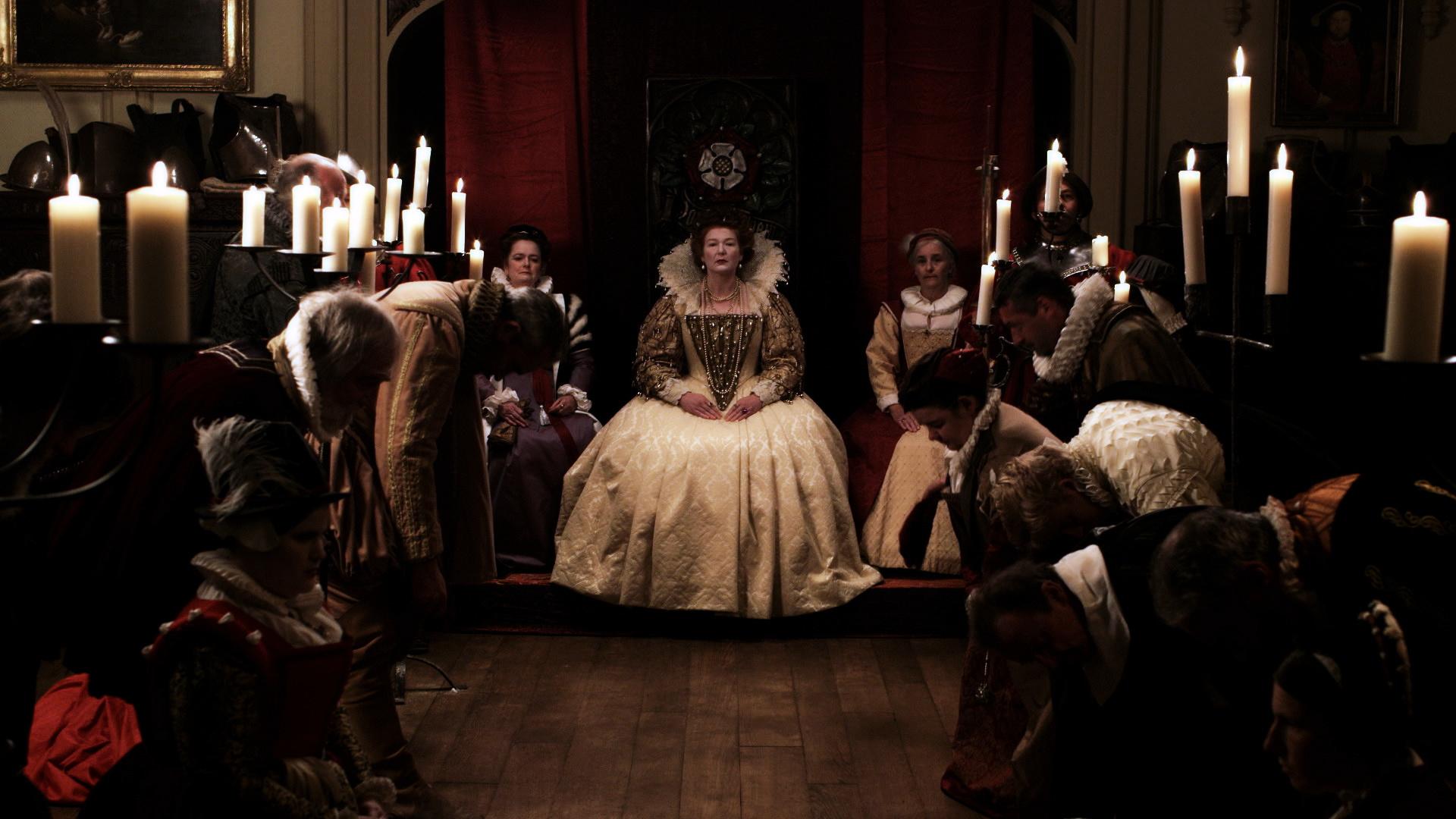 Königin Elisabeth I. von England regierte in turbulenten Zeiten. Ihre rechte Hand und ihr loyalster Minister Francis Walsingham hatte eine wichtige Aufgabe - er sollte ihr Leben schützen.  ©ZDF/Battlefield Series Productions