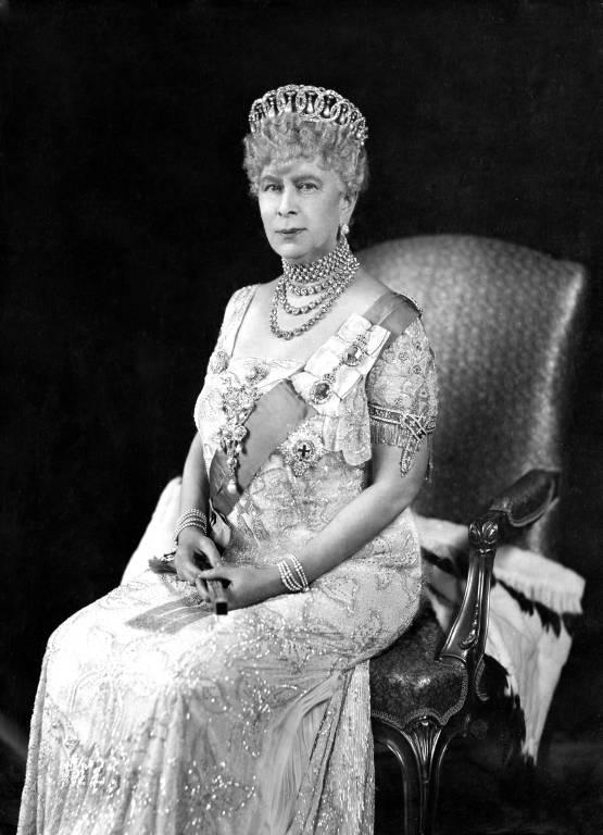 Queen Mary galt als strenge Monarchin. Sie soll außerdem eine Kleptomanin gewesen sein.  ©imago/United Archives International
