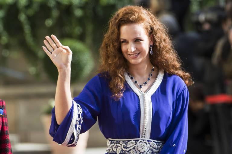 Lalla Salma wurde in Italien entdeckt. Offenbar hat sich die Frau von König Mohammed nach der vermeintlichen Trennung in Europa niedergelassen.  ©imago/Belga
