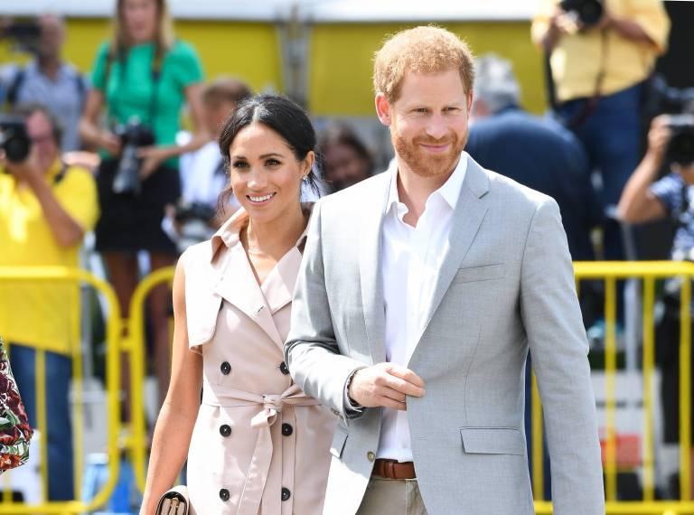 Herzogin Meghan und Prinz Harry wünschen sich Babys.  © imago/PA Images