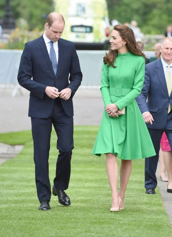 Kate verzichtet nie auf Pumps
