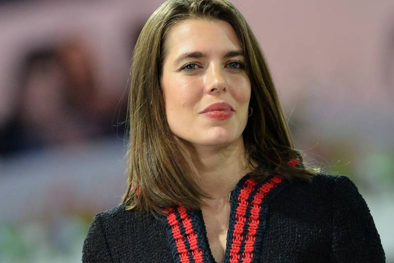 Hat Charlotte Casiraghi ihr Baby schon entbunden? Der Fürstenpalast von Monaco äußert sich bisher nicht.  ©imago/Starface