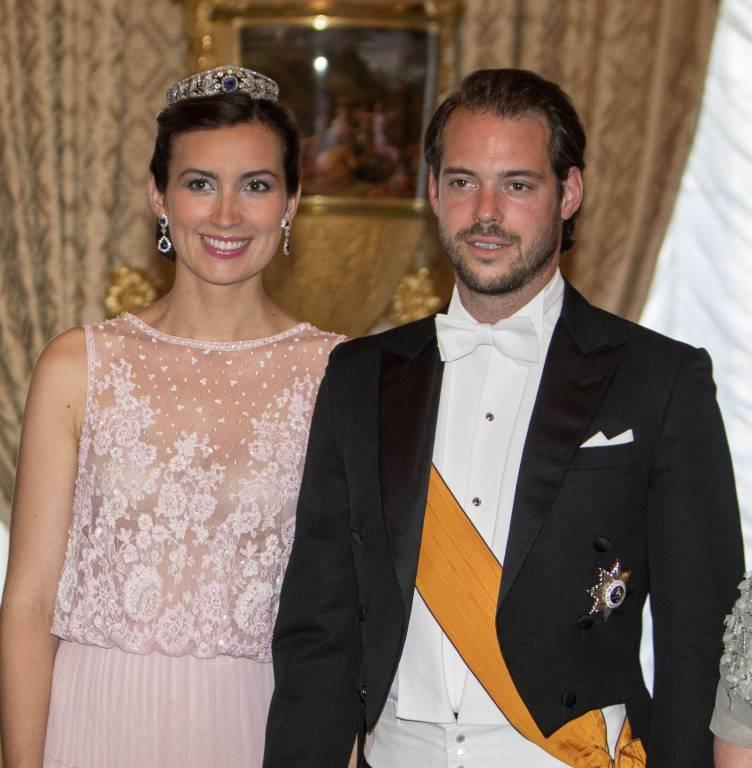 Prinz Félix von Luxemburg und die deutsche Claire leben zurückgezogen auf einem Weingut in der Provence. Ihre Kinder sieht man nur selten in der Öffentlichkeit.  ©imago/PPE