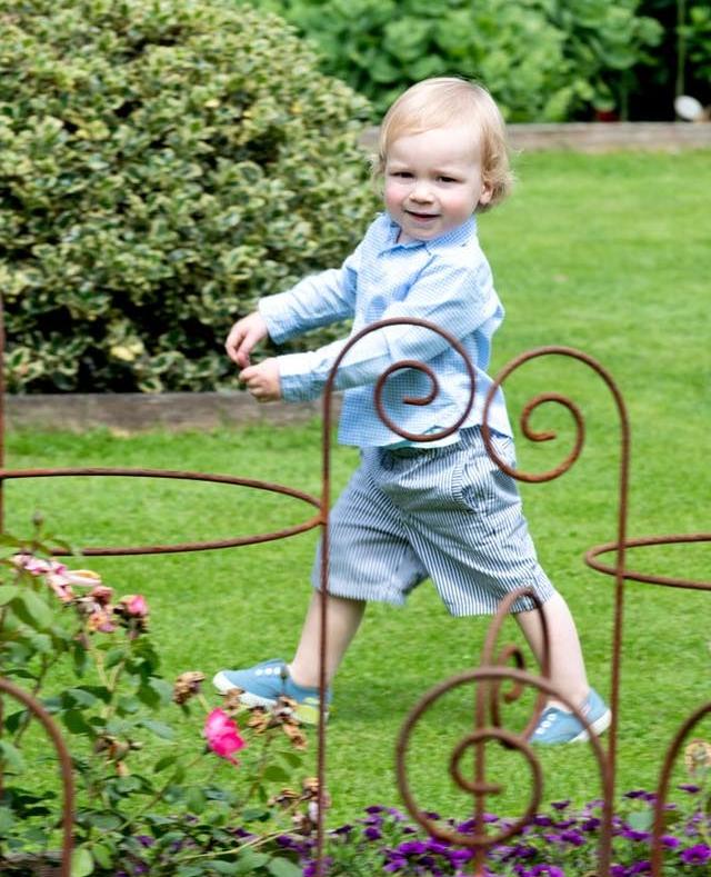 Prinz Liam  © Cour grand-ducale, Lola Velasco