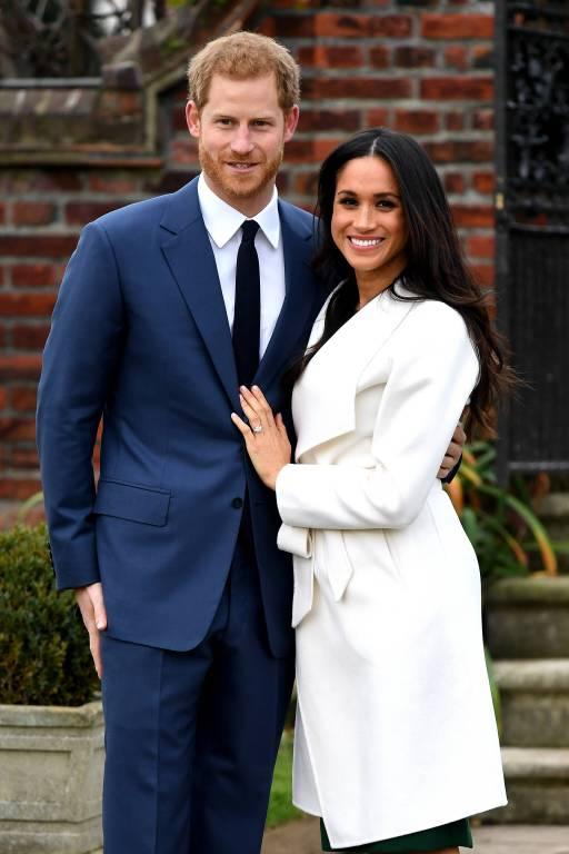 Ein neues Foto von Prinz Harry und Herzogin Meghan macht die Fans verrückt. Ist die schöne Amerikanerin wirklich schwanger? ©imago