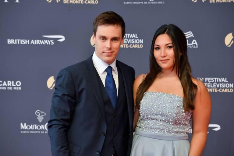 Im Februar haben sich Louis Ducruet und Marie Hoa Chevallier verlobt. Nun haben sie einen Welpen bei sich aufgenommen. ©imago/Reporters