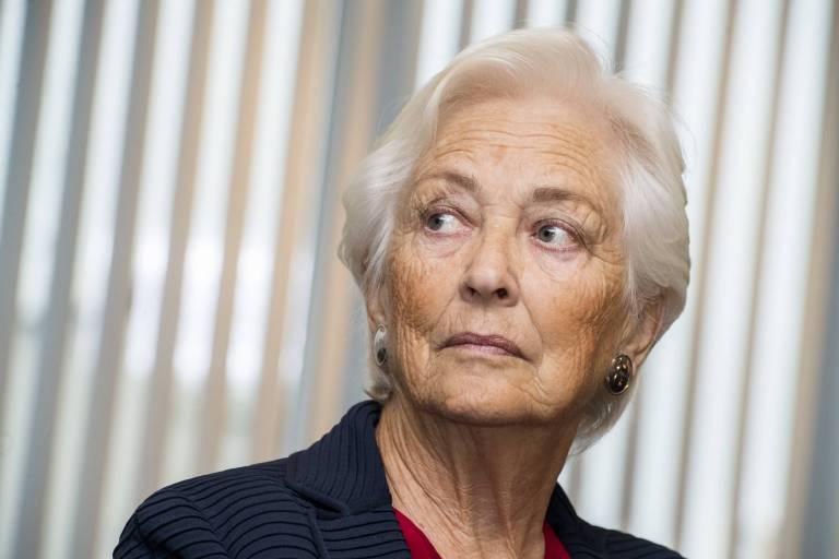 Paola, die ehemalige Königin von Belgien hatte einen Schlaganfall.  ©imago/Belga