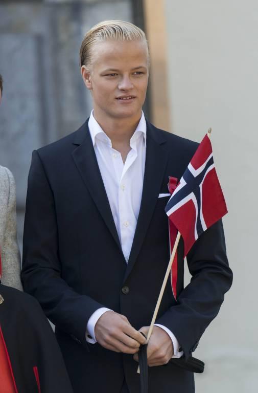 Marius Borg Høiby stammt aus der Beziehung von Kronprinzessin Mette-Marit und Morten Borg.  ©imago