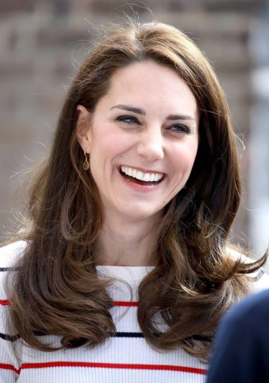 Ob die Herzogin bald auch im Kate-Mobil fährt? Sicher bringt das Werk von Adrian Valencia auch sie zum Lächeln.  ©imago/i Images