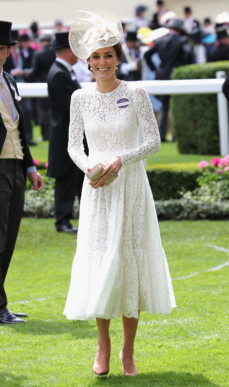 """Herzogin Kate schaffte es 2011 auf die Liste der Leute mit dem besten Modestil vom """"People""""-Magazin.  ©Getty Images"""