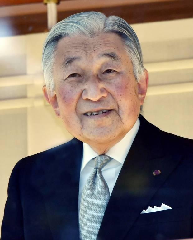 Kaiser Akihito  Foto: imago