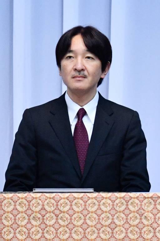 Kronprinz Fumihito  Foto: imago