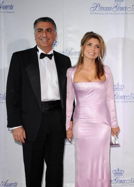 Reza und Yasmine Pahlavi sind seit 32 Jahren glücklich verheiratet.  ©imago