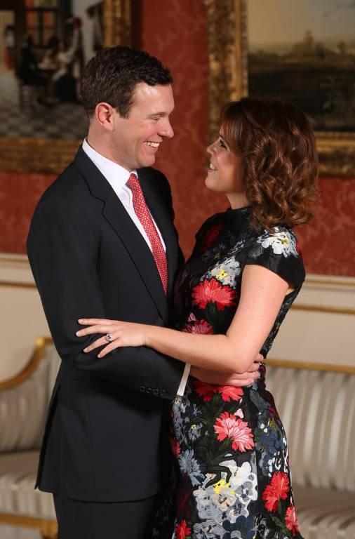 Auf Wunsch des Volkes wird die Hochzeit von Prinzessin Eugenie und Jack Brooksbank live im Internet übertragen.  ©imago/i Images