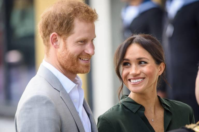 Im Frühjahr soll das erste Baby von Herzogin Meghan und Prinz Harry zur Welt kommen.  ©imago
