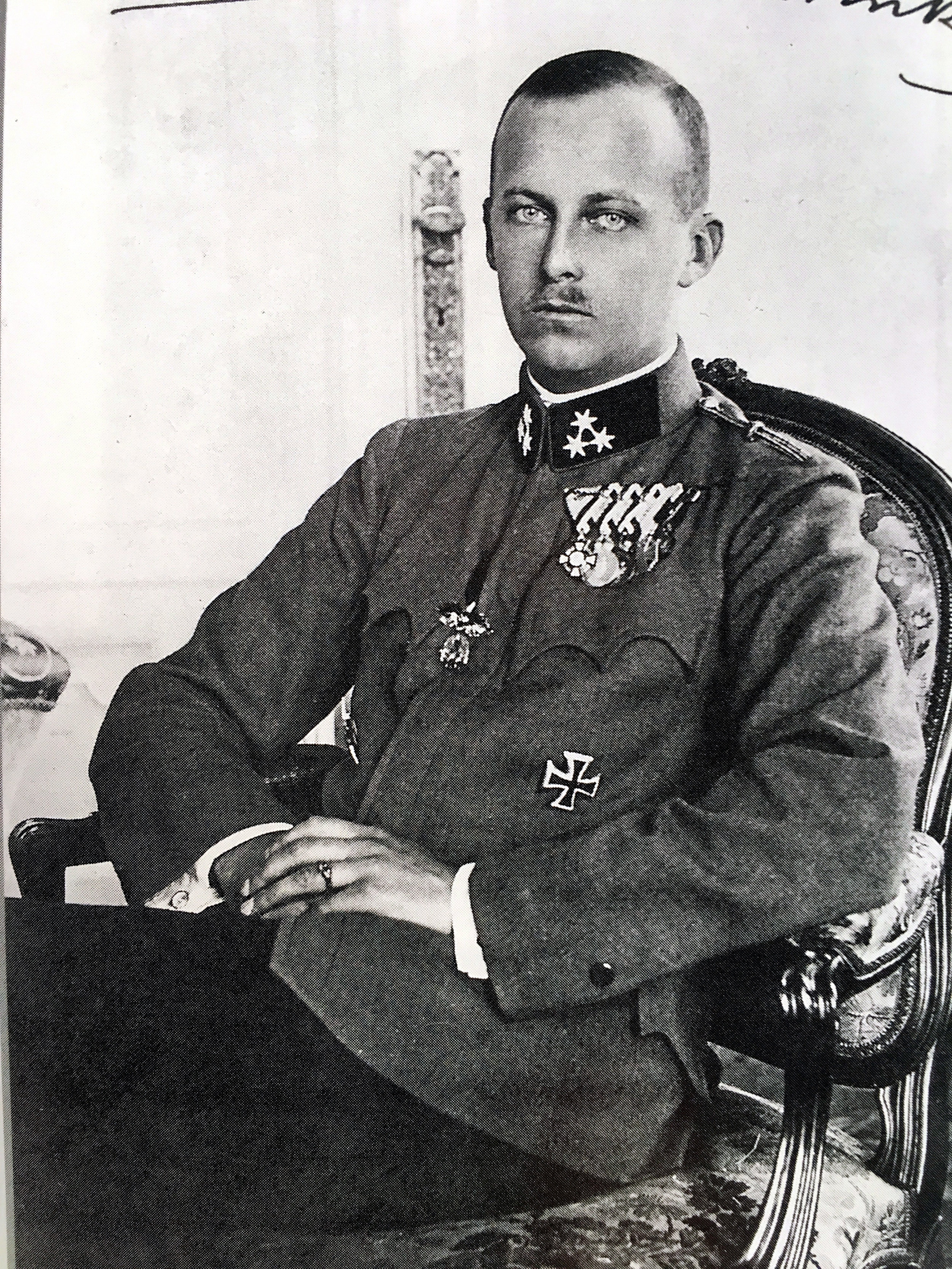 Bis heute wird Wilhelm Habsburg in der Ukraine verehrt, obwohl er nie zum König gekrönt wurde.  ©ZDF/ORF/GS-Film