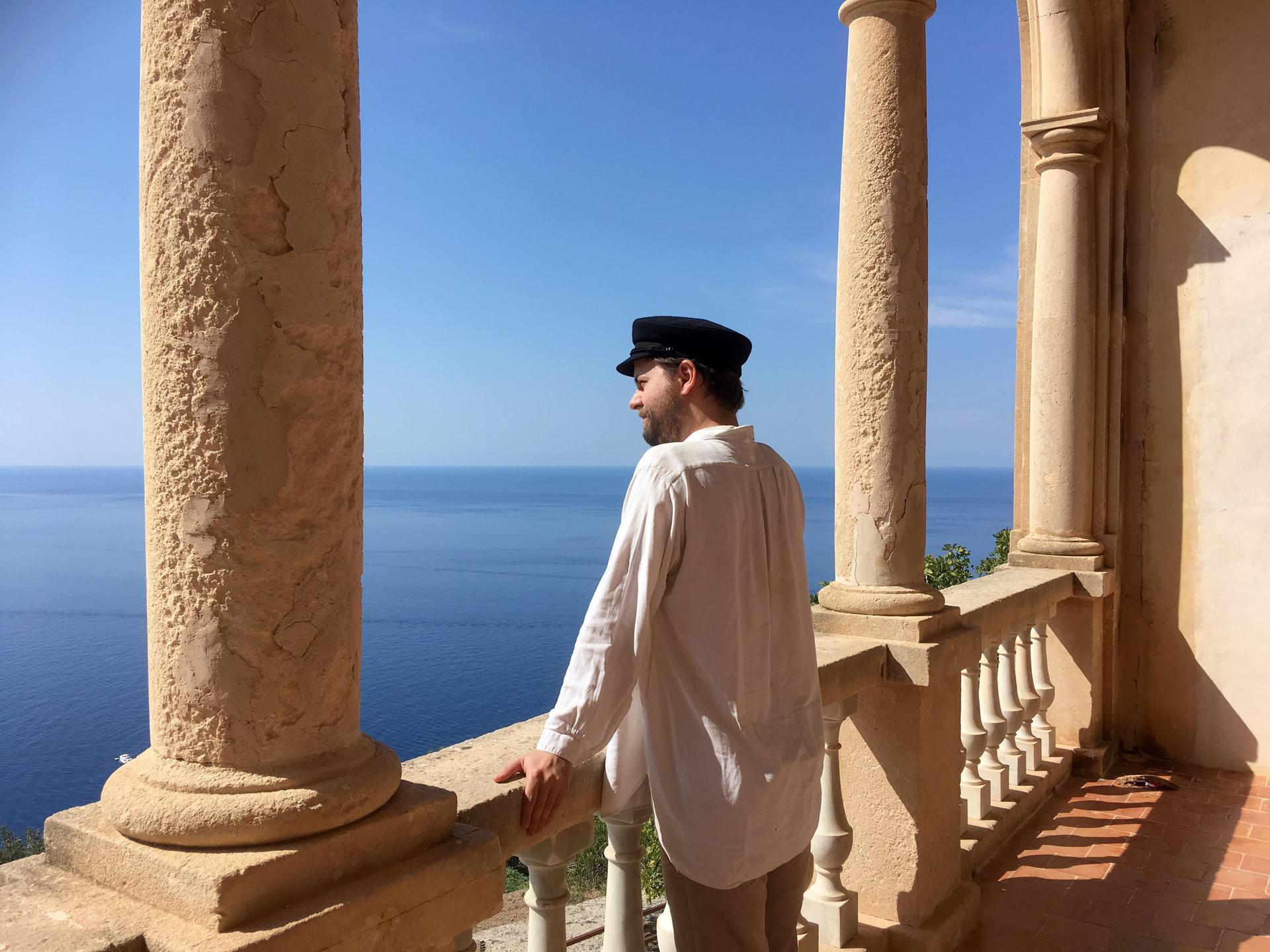 Ludwig Salvator (1847-1915), Erzherzog von Österreich und Prinz von Toskana, bereiste und erforschte jahrzehntelang das Mittelmeer und ließ sich dann auf Mallorca nieder.  ©ZDF/ORF/GS Film/Rosa Maria Plattner