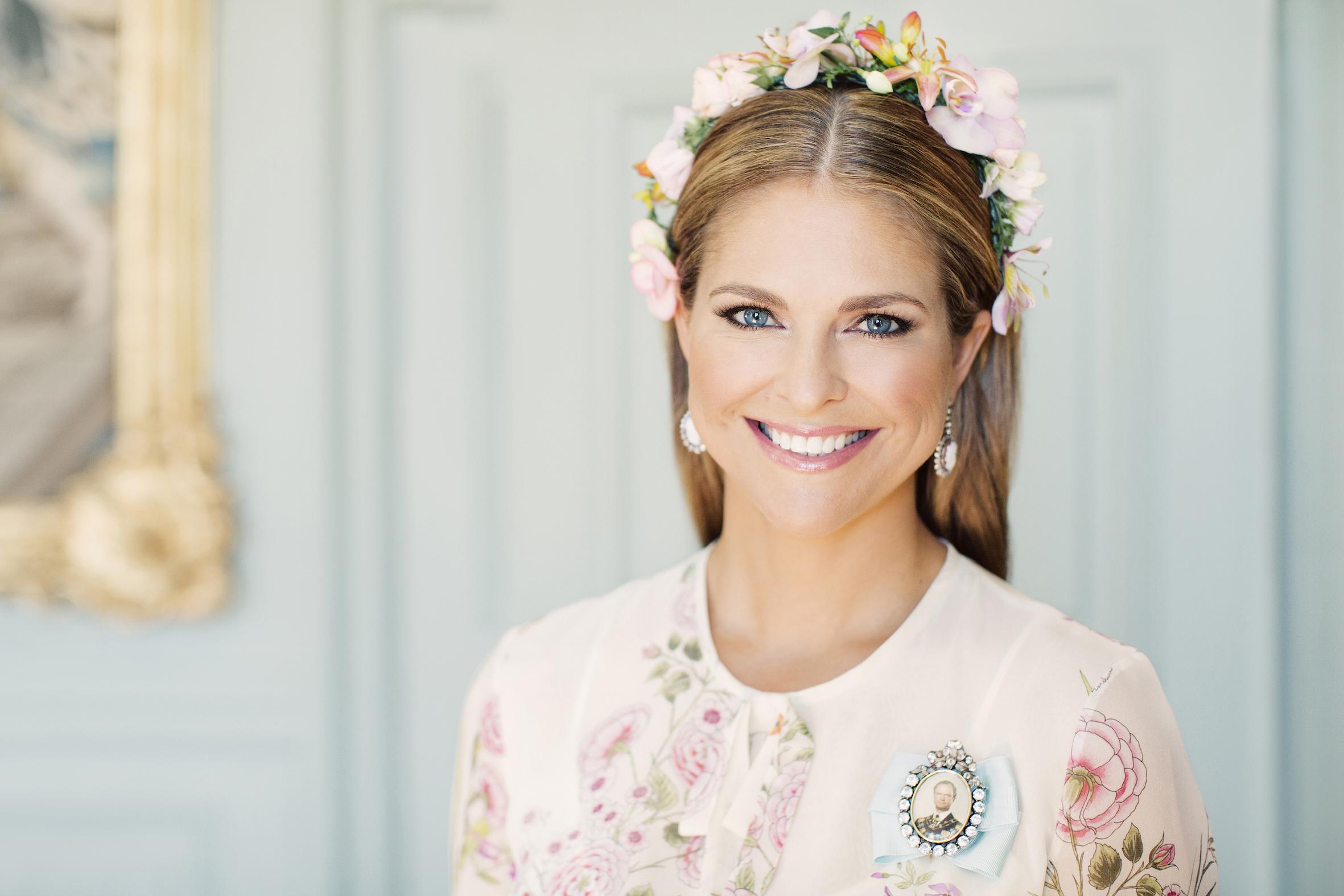 Prinzessin Madeleine lebt seit wenigen Wochen mit ihren drei Kindern und Ehemann Christopher O'Neill in den USA.  ©Erika Gerdemark, Kungahuset.se
