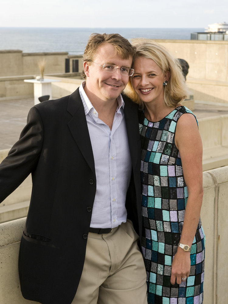 Prinz Friso und Prinzessin Mabel hatten 2004 geheiratet. 2013 starb der Sohn von Prinzessin Beatrix unter tragischen Umständen.  ©RVD