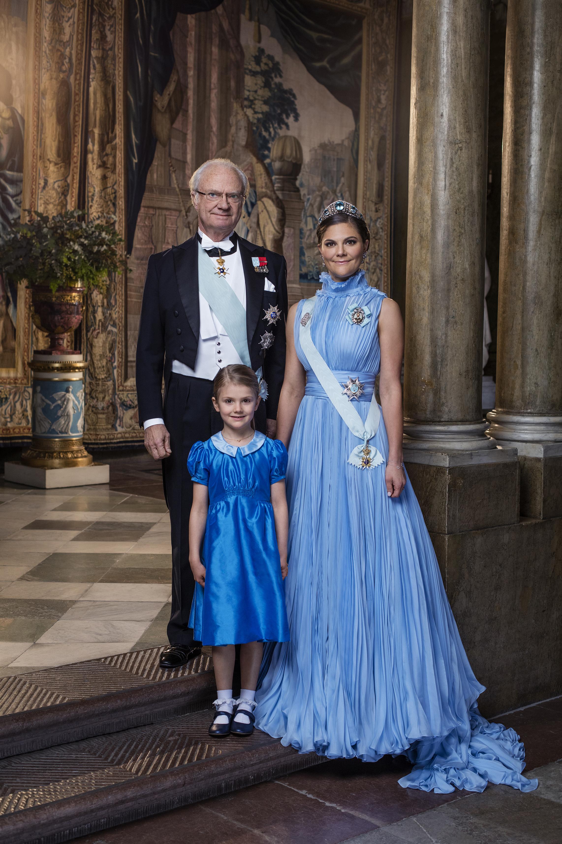 Prinzessin Estelle wird in Polen einfach Stella genannt Foto: Kungahuset