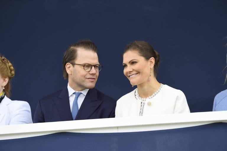 Prinz Daniel und Kronprinzessin Victoria nahmen sich in Brasilien eine kleine Auszeit.  © imago/IBL