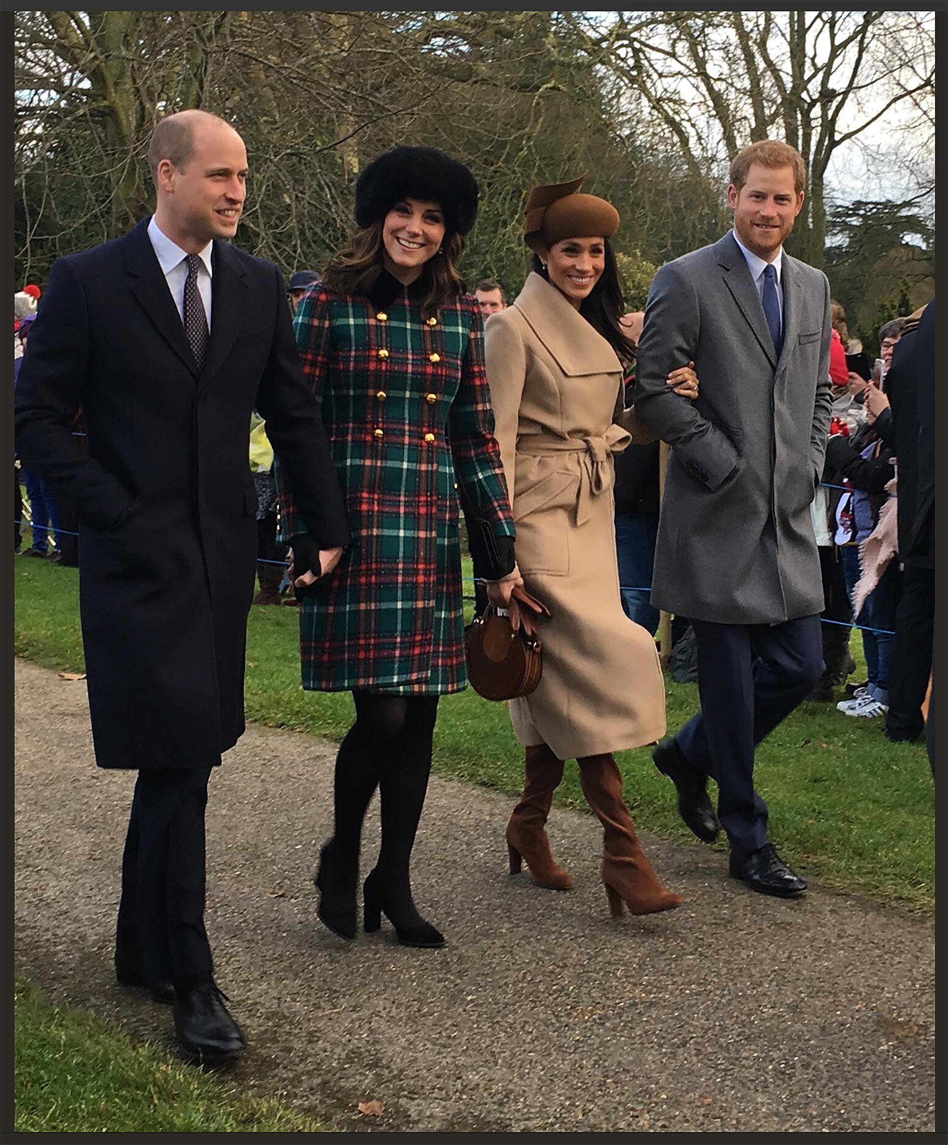 Sie ist jung, beliebt und unkonventionell: die neue Generation der britischen Royals. Der Film zeigt, wie Prinz William & Co. frischen Wind in die Monarchie bringen.  ©ZDF/KGC Photo Agency LLP