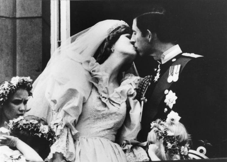 1982: Prinz Charles heiratet Prinzessin Diana.  ©imago/UPI Photo