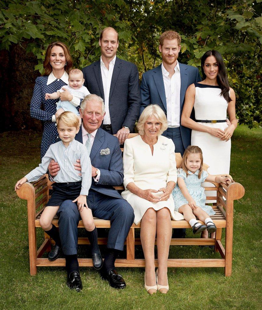 Bald vierfacher Opa. Der Nachwuchs von Herzogin Meghan und Prinz Harry wird im April erwartet.  ©Chris Jackson / Clarence House via Getty Images