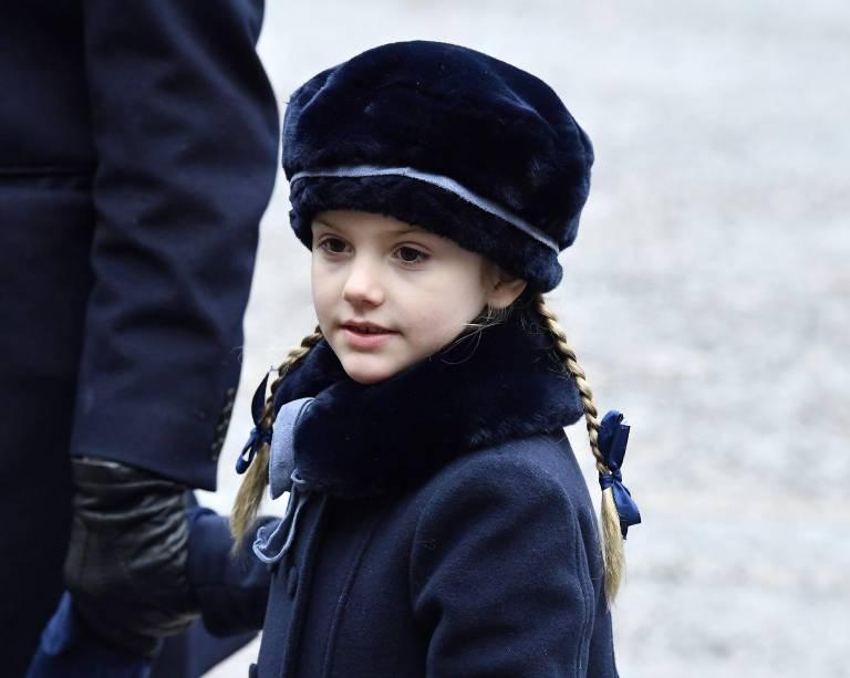 Prinzessin Estelle besucht nun die Schauspielschule – aus einem wichtigen Grund.  ©imago/IBL