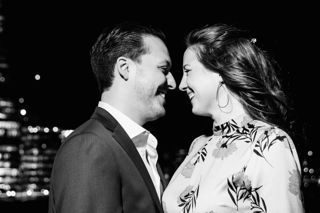 Total verliebt: Theodora und Matthew sind ein schönes Paar.  © Das griechische Königshaus