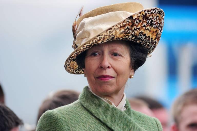 "Queen Elizabeth verlieh ihrer Tochter den Titel ""Princess Royal"" erst 1987. ©imago/Colorsport"