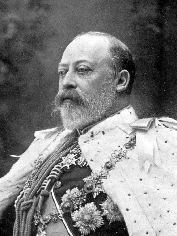 König Edward VII. war der Urgroßvater von Queen Elizabeth. Er brachte die besondere Tradition in die Familie.  ©Gemeinfrei