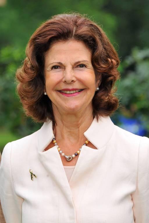 Königin Silvia wurde am 23. Dezember 1943 in Heidelberg geboren. 1976 wurde die Bürgerliche durch ihre Heirat mit Carl Gustaf zur Königin von Schweden.  ©imago/APress