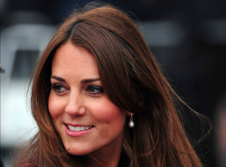 Herzogin Kate ist offenbar kein Kardashian-Fan. Sie hat bisher keine Anstalten gemacht, sich mit Kim zu treffen.  ©imago/i Images